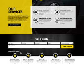 nikil02an tarafından Re-design a website (Landing page for home and content pages) için no 88