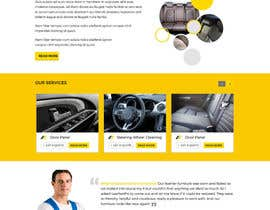adixsoft tarafından Re-design a website (Landing page for home and content pages) için no 16