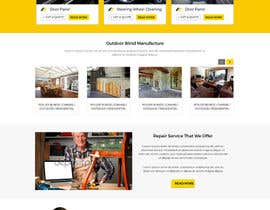 adixsoft tarafından Re-design a website (Landing page for home and content pages) için no 24