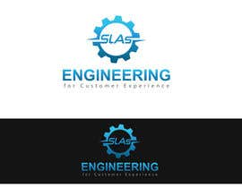 "nº 34 pour Design a Logo for ""Engineering for Customer Experience SLAs"" par alexandracol"