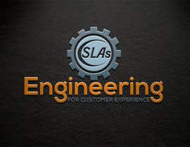 "nº 7 pour Design a Logo for ""Engineering for Customer Experience SLAs"" par bhoyax"