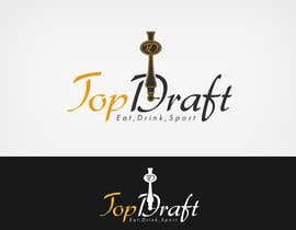 #27 for A logo for TopDraft by Lozenger