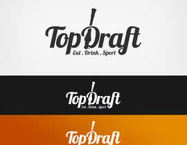 #78 for A logo for TopDraft by Lozenger