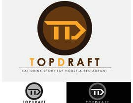 #69 for A logo for TopDraft by fernanlagran