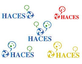 #75 para Design a Logo for HACES por BogdanBM