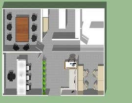 Darshita2416 tarafından Interior Design for the Start Up Office için no 9