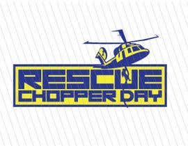 #75 for Design a Logo for new rescue helicopter fundraising day by kiekoomonster
