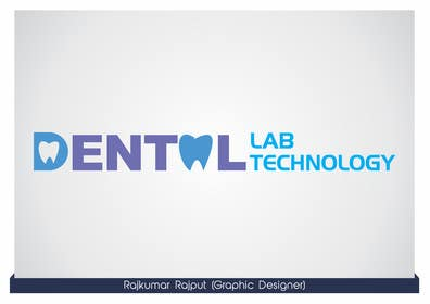 rajputdesigns tarafından Design a mew modern logo for dental lab technology company için no 23