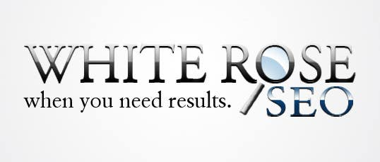 Конкурсная заявка №304 для Logo Design for White Rose SEO (www.whiteroseseo.com)