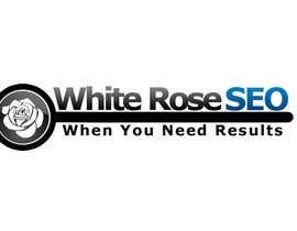 #235 for Logo Design for White Rose SEO (www.whiteroseseo.com) af Egydes