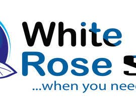 #238 for Logo Design for White Rose SEO (www.whiteroseseo.com) af admirernepali