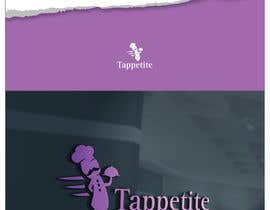 AalianShaz tarafından Design a Logo for Tappetite, the world's first virtual P2P bakery için no 92