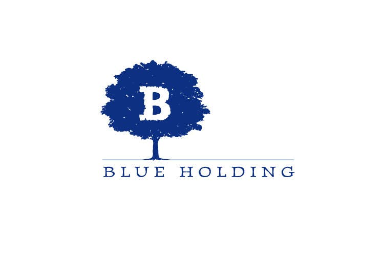 #68 for Logo Design for Blue Holding by hoch2wo