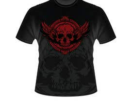 #10 para Design a T-Shirt, HAT AND BANDANAS for BIKERS por clementalwin