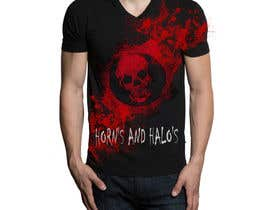 #2 para Design a T-Shirt, HAT AND BANDANAS for BIKERS por iulianiuly