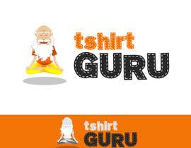 #58 for Design a Logo for tshirt.guru af vishakhvs