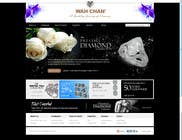 Contest Entry #9 for Website design for a jewellers - Please read the brief.