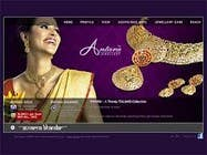 Contest Entry #13 for Website design for a jewellers - Please read the brief.