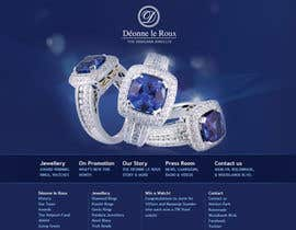 #14 cho Website design for a jewellers - Please read the brief. bởi Mizanurahman1