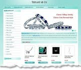 Contest Entry #16 for Website design for a jewellers - Please read the brief.