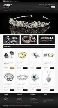 #21 for Website design for a jewellers - Please read the brief. by Mizanurahman1