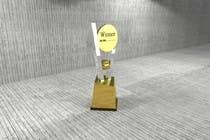 3D Modelling Konkurrenceindlæg #13 for Award/Trophy design for 3d Printing