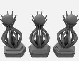 #8 for Award/Trophy design for 3d Printing af theodornacev