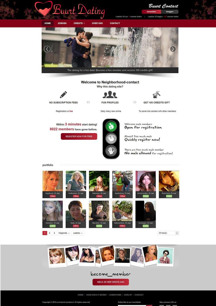 Inscrição nº                                         77                                      do Concurso para                                         design a great looking logo for dating website