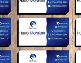 nº 11 pour Design some Business Cards for an Import/Export Company, with this logo. par TheDesignA