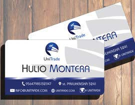 nº 16 pour Design some Business Cards for an Import/Export Company, with this logo. par TheDesignA