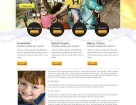 nº 10 pour Design a Website Mockup for http://dreamforlife.org/ par webidea12