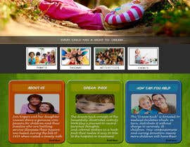 #24 para Design a Website Mockup for http://dreamforlife.org/ por bbeckshrestha