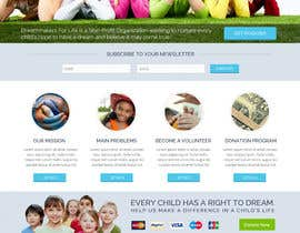 #20 para Design a Website Mockup for http://dreamforlife.org/ por JazibUllah
