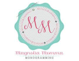 #117 para Design a Logo for Magnolia Momma por kelleywest89