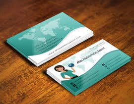 #39 para Design some Business Cards for Atlas Administrative Support por pointlesspixels