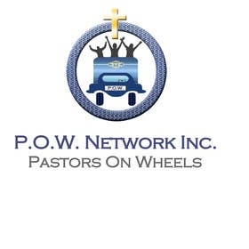 Graphic Design Contest Entry #5 for P.O.W. [Pastors On Wheels]