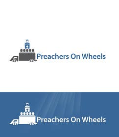 Graphic Design Contest Entry #2 for P.O.W. [Pastors On Wheels]