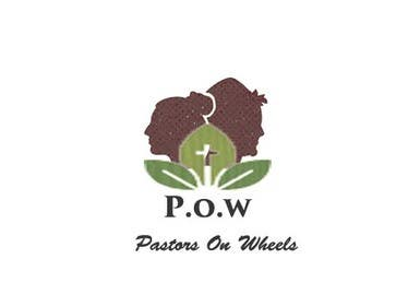 Graphic Design Contest Entry #4 for P.O.W. [Pastors On Wheels]