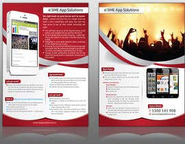 #14 para Create Flyer / Fact sheet for Fan Apps por tahira11