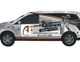 #35 for GRAPHICS - VEHICLE WRAP GRAPHICS by anibaf11