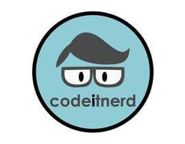 Meer27 tarafından Design Company Logo for codeitnerd.com için no 60