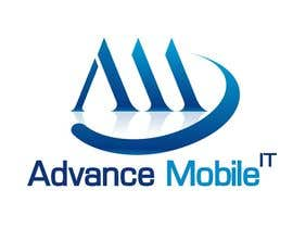 #239 para Design a Logo for Advanced Mobile IT por suistic