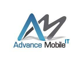 #240 for Design a Logo for Advanced Mobile IT by suistic