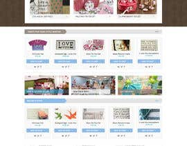 #14 for Design a new promotions layout for an eCommerce website homepage af Pavithranmm