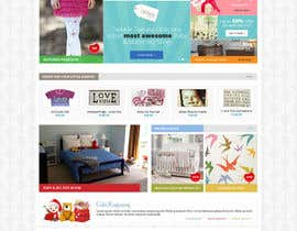 #30 para Design a new promotions layout for an eCommerce website homepage por Pavithranmm