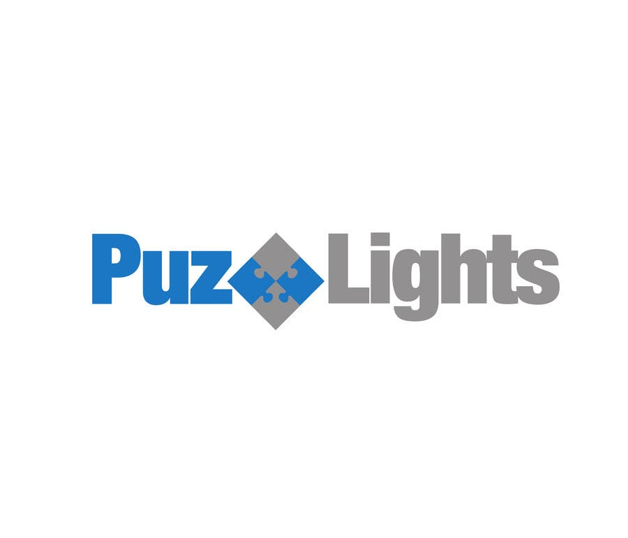 Konkurrenceindlæg #20 for Logo Design for Puzzle Lights