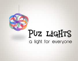 #25 cho Logo Design for Puzzle Lights bởi pvprajith