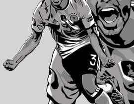 walter9nth tarafından Illustration Football Player için no 107