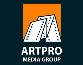 #23 para Re-Design a Logo for ARTPRO MEDIA GROUP por Haigo93