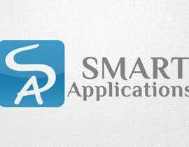 #13 para Design a Logo for Smart Applications Company por vaso90